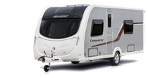 Luxury Caravan Hire Rental Fleet