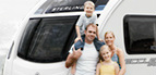 Caravan Hire Rates - Luxury Caravan Hire