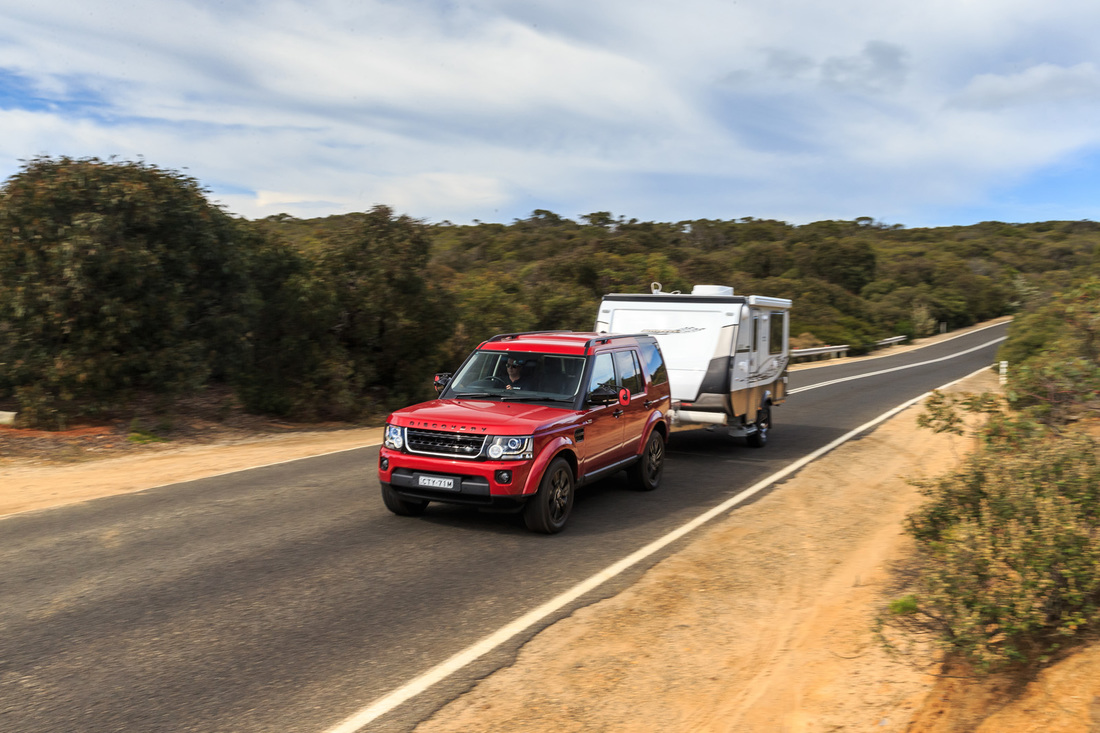 Top 5 4WD Tow Vehicles of 2016 - Luxury Caravan Hire