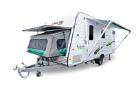 Jayco Expanda 17.56-2HL Tourer - Luxury Caravan Hire