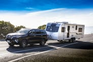 Bailey Rangefinder Nebula - Luxury Caravan Hire