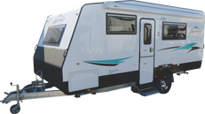 Avan Aspire 555 - Luxury Caravan Hire