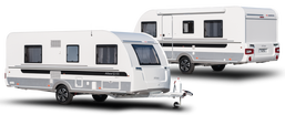 Luxury Caravan Hire Rental Fleet - Franchise Opportunity