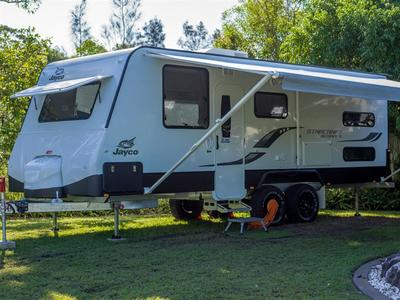 Jayco Starcarft 22 68 1 Outback Caravan Hire Luxury